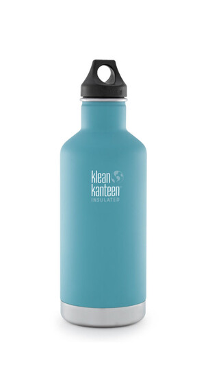 Klean Kanteen Classic Insulated Trinkflasche mit Loop Cap 946ml quiet storm